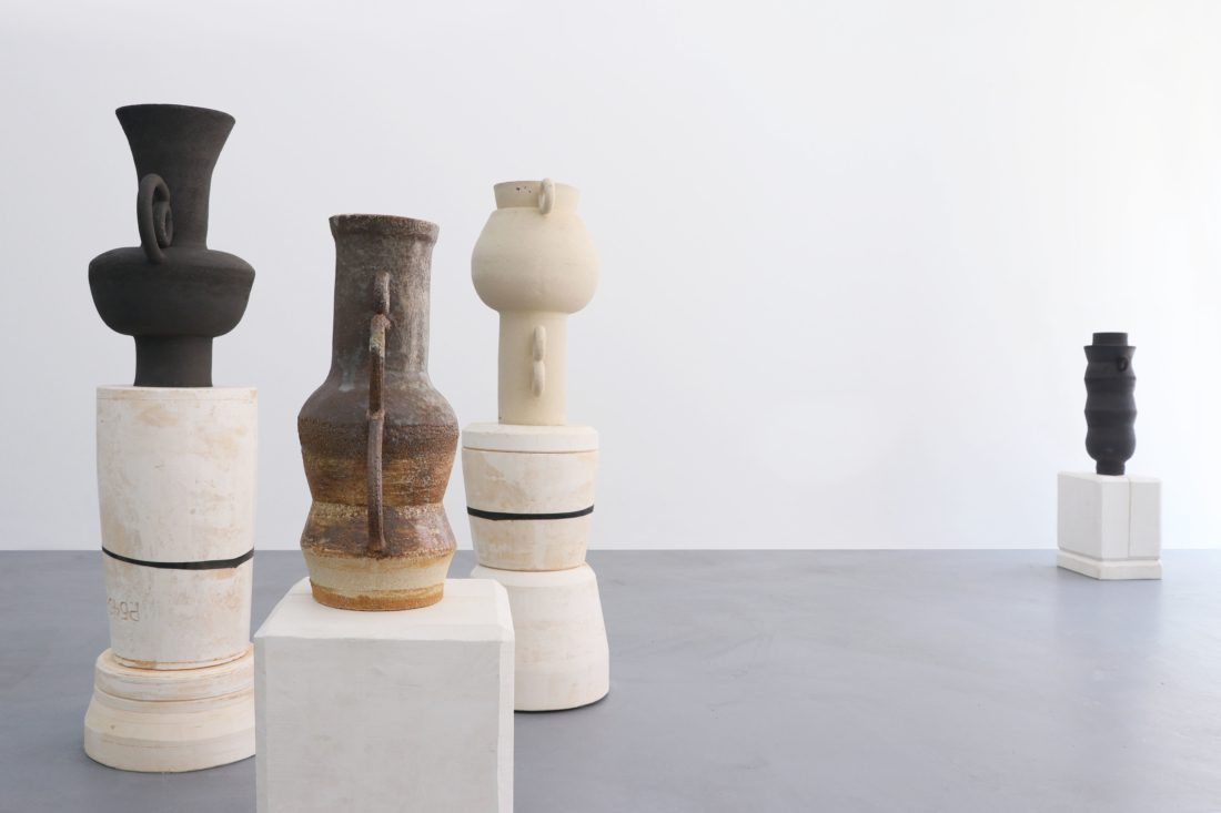 Foco Galeria Vessels or the reclamation of useless
