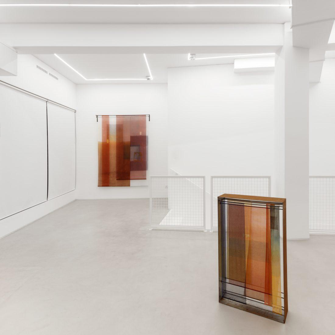 Foco Galeria Gaze To See, Gauze To Perceive